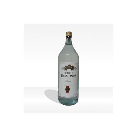 RUM BIANCO WHITE DIAMONDS - Formato 2,0 lt