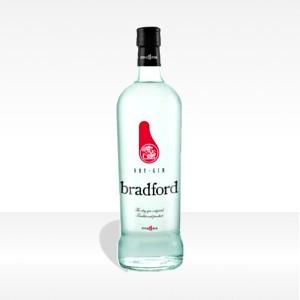 SODIL BRADFORD DRY GIN - Formato 1,00 lt