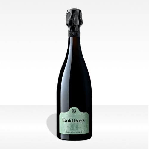Franciacorta DOCG Vintage Collection dosage zéro millesimato - Ca del Bosco