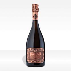 """Monte Rossa """"Cabochon"""" Rosè Franciacorta DOCG riserva spumante metodo classico"""