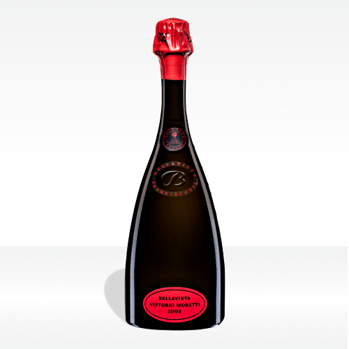 Franciacorta DOCG 'Vittorio Moretti' vino riserva millesimato - Bellavista