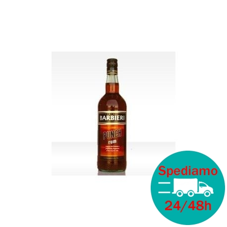 Punch Barbieri rum