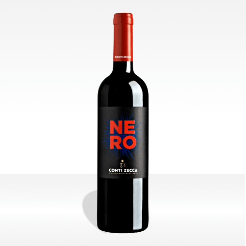 Nero rosso Salento IGP - Conti Zecca