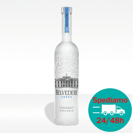 Belvedere Vodka 0,70 litri 1,00 litri 1,75 litri 3,00 litri compra online