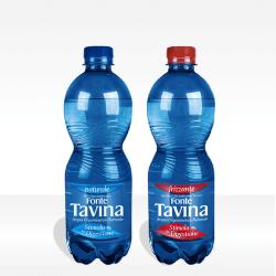 Acqua Tavina frizzante e naturale plastica vendita online