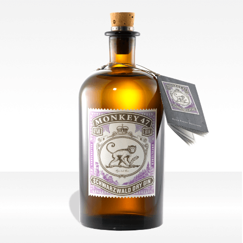 'Monkey 47' Schwarzwald Dry Gin - Black Forest Distillers