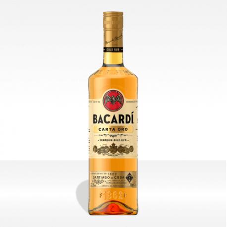 rum Bacardi carta oro, vendita online