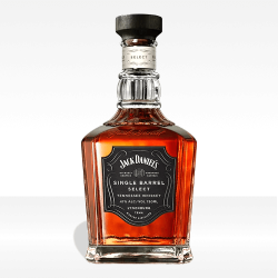 Jack Daniel's Single Barrel 'Select' Tennessee whiskey