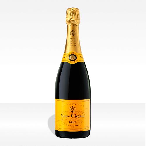 Champagne Yellow Label brut - Veuve Clicquot Ponsardin