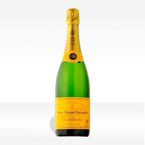Champagne cuvée Saint-Pétersbourg brut - Veuve Clicquot Ponsardin