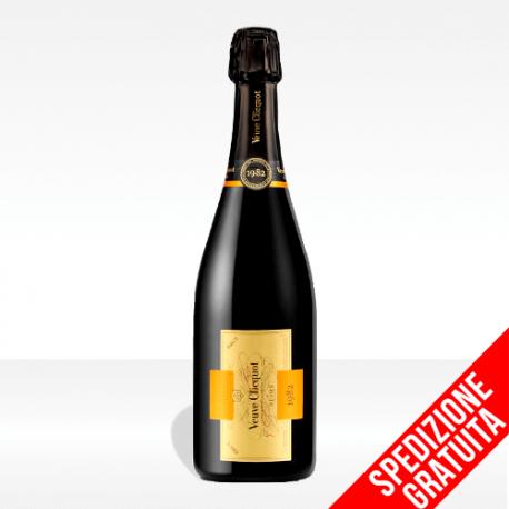 """Champagne """"Cave Privè"""" 1982 brut di Veuve Clicquot Ponsardin, vendita online magnum a 075 spedizione gratuita"""