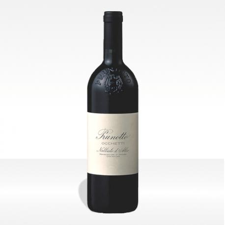 """Nebbiolo d'Alba DOC cru """"Occhietti"""" di Prunotto, vendita vino piemontese online"""