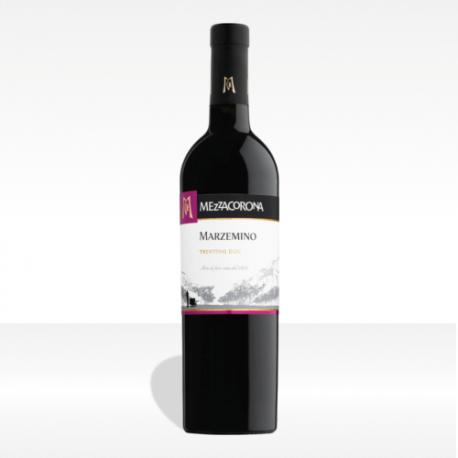 Trentino DOC marzemino di Mezzacorona vino rosso trentino vendita online