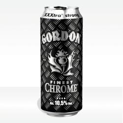 birra Gordon Finest Chrome lattina