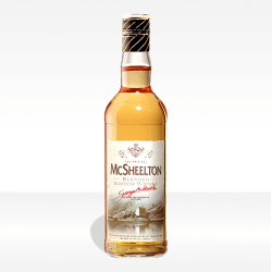 'McSheelton' scotch whiskey - Faled