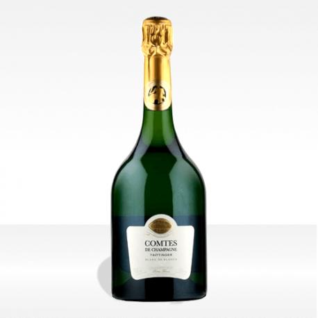 Champagne Blanc de Blancs 'Comtes de Champagne' - Taittinger