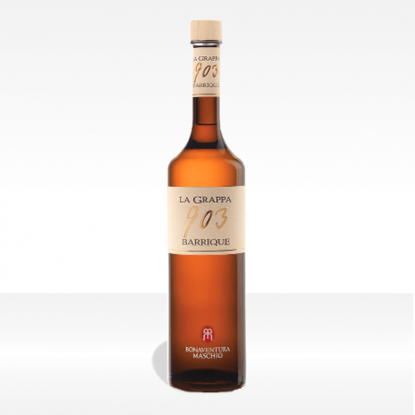 "Grappa ""903 Barrique"" - Bonaventura Maschio"