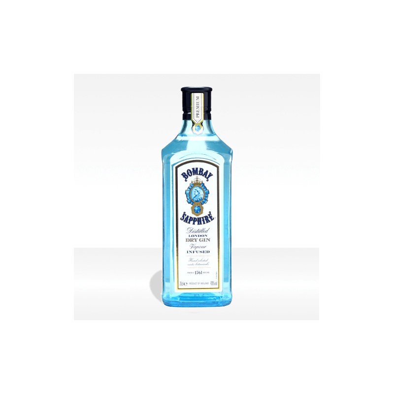 how to drink bombay sapphire dry gin