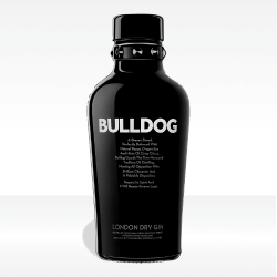 London dry gin - Bulldog