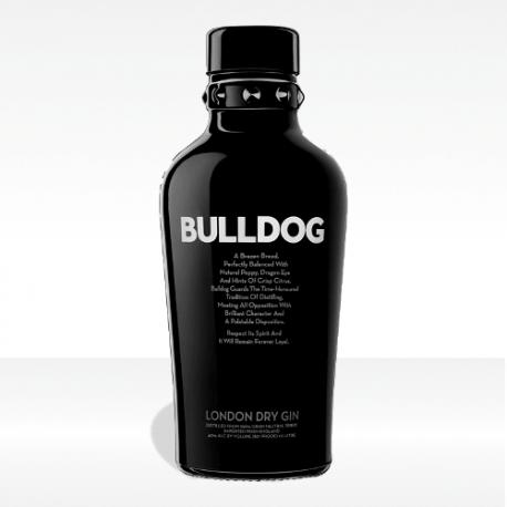 London dry gin - Bulldog