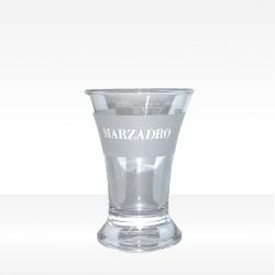 Bicchiere per liquori - Marzadro