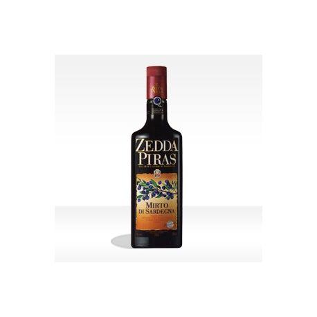 MIRTO ZEDDA PIRAS ROSSO - formato 0,70 lt