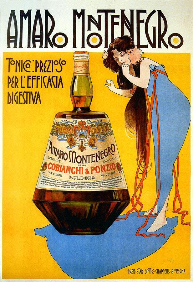 Locandina Amaro Montenegro