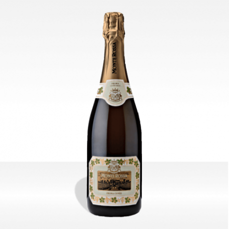 Monte Rossa Prima Cuvée Brut Fanciacorta DOCG spumante Metodo Classico