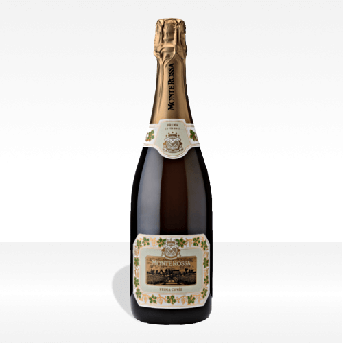 Franciacorta DOCG brut 'Prima Cuvée' - Monte Rossa