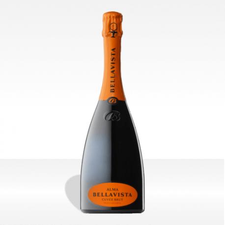 """Bellavista cuvée """"Alma"""" Brut Franciacorta DOCG spumante metodo classico"""