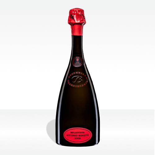 Franciacorta DOCG 'Vittorio Moretti' vino riserva millesimato 2004 - Bellavista