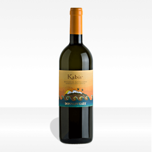 Moscato di Pantelleria DOC 'Kabir' bianco naturale dolce - Donnafugata