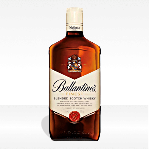 'Finest' blended Scotch Whisky - Ballantine's