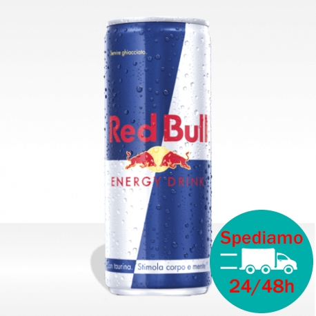 Red Bull energy drink lattina, vendita online