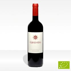 """""""Granato"""" vino biodinamico Teroldego Vigneti delle Dolomiti IGT di Foradori, vendita online"""