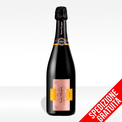 Champagne 'Cave Privè' 1979 rosè brut - Veuve Clicquot Ponsardin