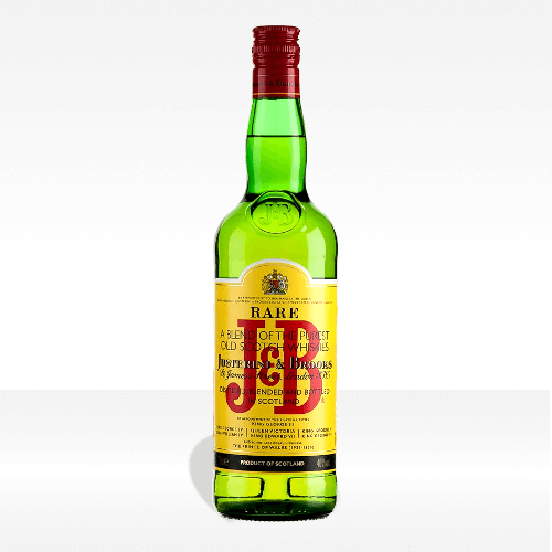 'Rare' blended Scotch Whisky - J&B