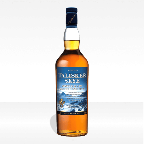 'Skye' single malt scotch whisky - Talisker
