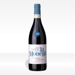 """Barbera del Monferrato frizzante DOC """"La Monella"""" di Braida, vendita online vino del piemonte"""