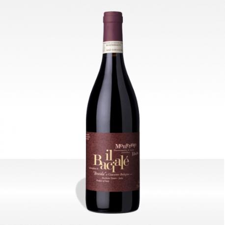 """Rosso del Monferrato DOC """"Il Baciale"""" di Braida, vino del piemonte vendita online"""