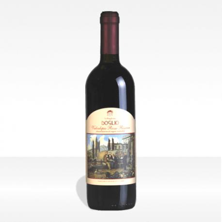 """Valcalepio rosso riserva DOC """"Doglio"""" di La Brugherata, vino Lombardia vendita online"""