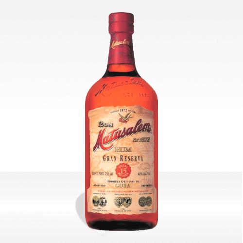 Matusalem rum Gran Reserva 15 anni