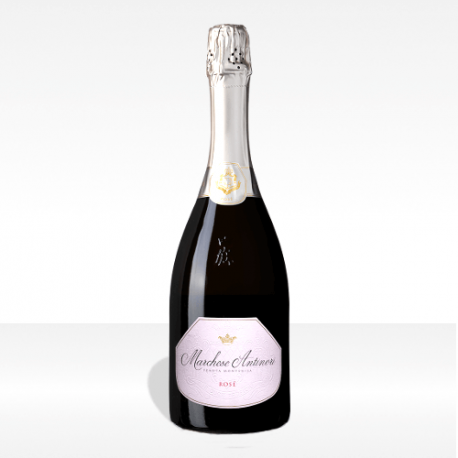 Franciacorta DOCG rosè brut Tenuta Montenisa di Marchesi Antinori vino della Lombardia vendita online