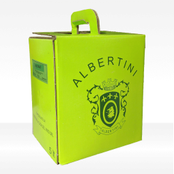 Pinot bianco Veneto IGT bag in box di Albertini vino sfuso del veneto vendita online
