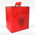 Merlot Veneto IGT bag in cartone - Albertini