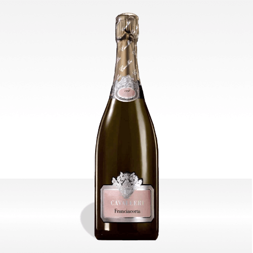 Franciacorta DOCG rosè - Cavalleri