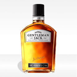 "Jack Daniel's ""Gentleman Jack"" double mellowed Tennessee whiskey vendita online"
