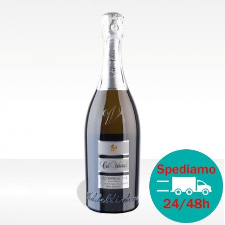 Prosecco Valdobbiadene Superiore DOCG millesimato dry di Col Vetoraz vino spumante veneto vendita online