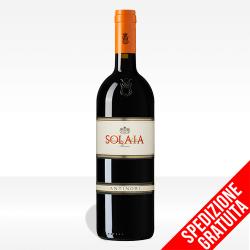 'Solaia' Toscana IGT Rosso di Marchesi Antinori vino toscano vendita online spedizione gratuita