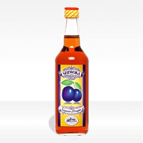 'Shiwoka' liquore alle prugne - Faled